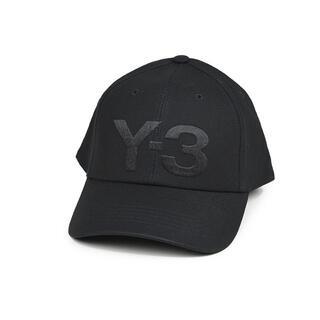 Y-3 - Y-3 ワイスリー ブラックロゴキャップ CL LOGO CAP GK0626