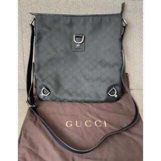 グッチ(Gucci)のGUCCI グッチ ナイロン ショルダーバッグ メッセンジャーバッグ(メッセンジャーバッグ)