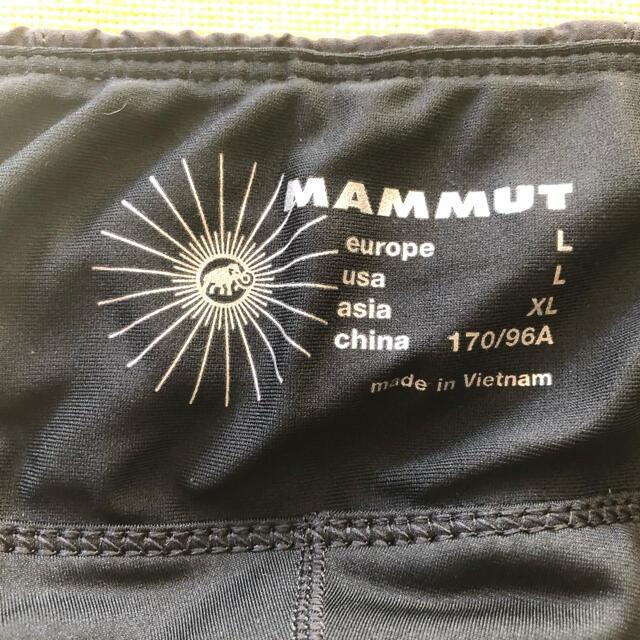 Mammut(マムート)のマムート MTR 141  スコート レディース スポーツ/アウトドアのアウトドア(登山用品)の商品写真