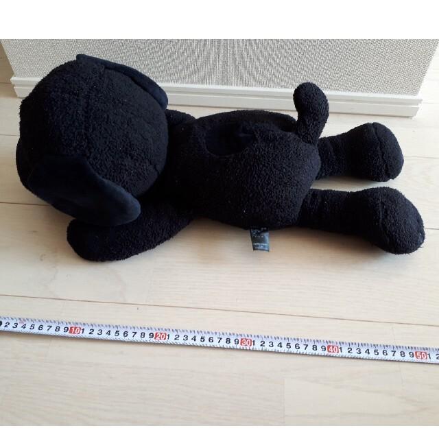 SNOOPY(スヌーピー)のカウズ スヌーピーぬいぐるみ ユニクロコラボ エンタメ/ホビーのおもちゃ/ぬいぐるみ(ぬいぐるみ)の商品写真