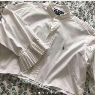 Ralph Lauren - ラルフローレン リメイクシャツ
