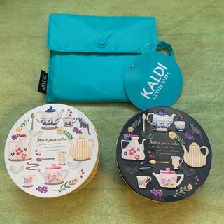 KALDI - ★カルディ★KALDI★  ティータイムクッキー2個 & エコバッグ