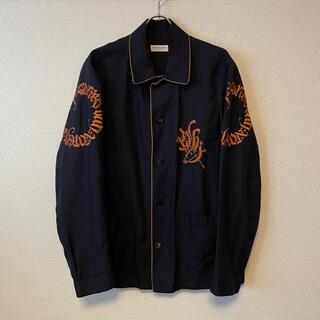 DRIES VAN NOTEN - 18SS DRIES VAN NOTEN Pajamas 刺繍 Jacket