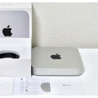 Apple - CTO Macmini M1 メモリ16GB SSD 256GB