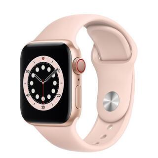 Apple Watch - 【新品】Apple Watch Series 6 GPS+Cellularモデル