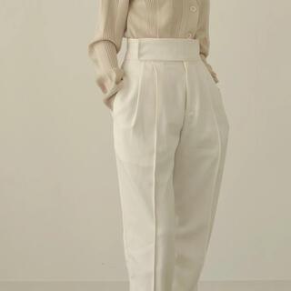 TODAYFUL - Louren waist belt tapered pants