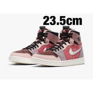 NIKE - NIKE Wmns Air Jordan 1 Zoom CMFT 23.5cm