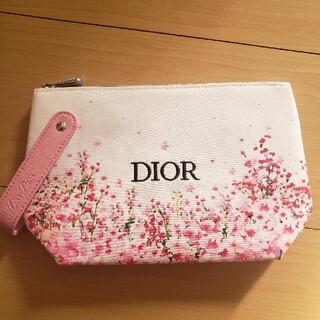 Dior - ディオール ノベルティ ポーチ サクラ