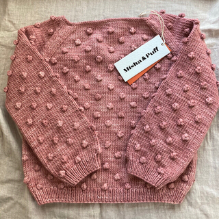 Caramel baby&child  - MISHA&PUFF Summer Popcorn Sweater 3-4Y