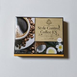 エイボン(AVON)のFMG&MISSION(エイボン) スタイルコントロールコーヒー 30スティック(ダイエット食品)