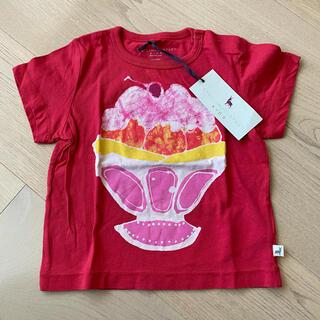 ステラマッカートニー(Stella McCartney)の【新品】ステラマッカートニーキッズ Tシャツ 1歳半 2歳 3歳(Tシャツ/カットソー)