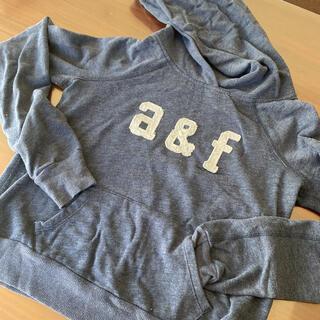 アバクロンビーアンドフィッチ(Abercrombie&Fitch)のアバクロキッズ パーカー XL(Tシャツ/カットソー)