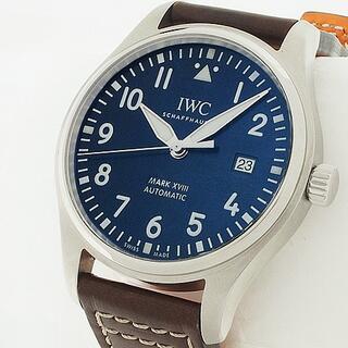 インターナショナルウォッチカンパニー(IWC)のIWC パイロットウォッチ マーク18 プティプランス IW327004(腕時計(アナログ))