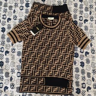 FENDI - ☆✨半袖 セーター フェンディ スカート ロング