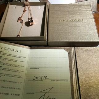 BVLGARI - レディース  ブルガリ ネックレス 美品