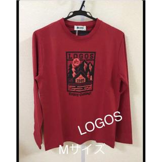 LOGOS - LOGOS ロゴス 長袖Tシャツ ロンT 吸汗速乾 Mサイズ