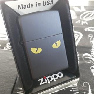 ジッポー(ZIPPO)のzippoジッポ未使用新品キャッツアイ(タバコグッズ)