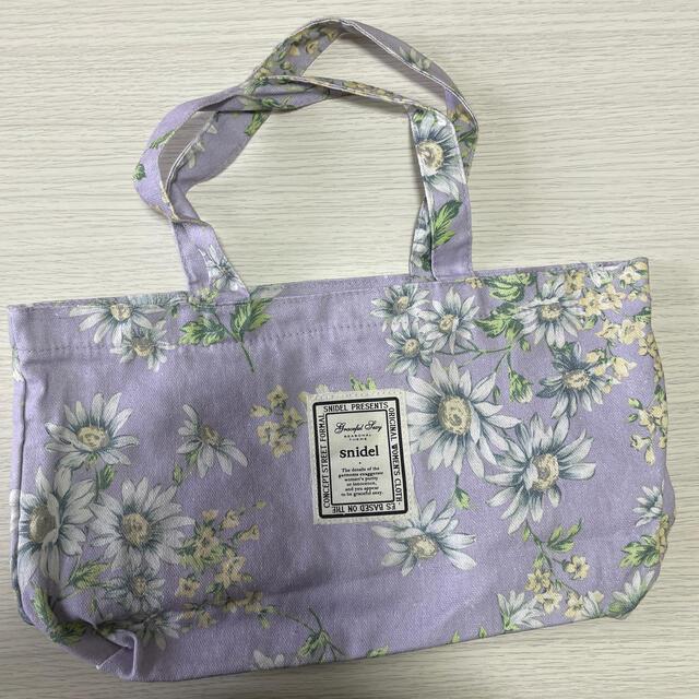 snidel(スナイデル)のスナイデル バッグ レディースのバッグ(ハンドバッグ)の商品写真