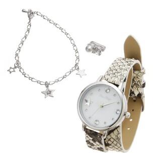 スワロフスキー(SWAROVSKI)のラップブレスウォッチ(腕時計)