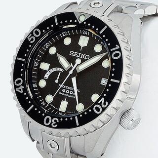セイコー(SEIKO)のセイコー プロスペックス マリーンマスター SBDB001 スプリングドライブ(腕時計(アナログ))