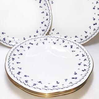 Noritake - Noritake✨ノリタケ アンティーク 金彩 洋食器 平皿 5枚セット日本製