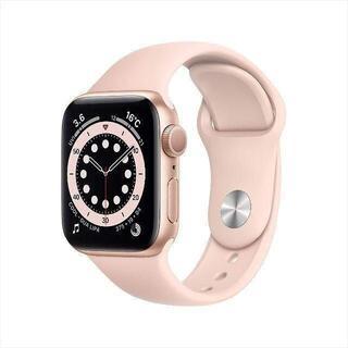 アップルウォッチ(Apple Watch)の【40mm / GPSモデル】Apple Watch Series 6(その他)