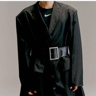 JOHN LAWRENCE SULLIVAN - yoikadakada】Suit+belt/Black