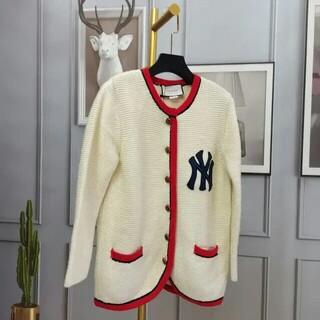 Gucci - 送料ホワイトカーディガンのセーター