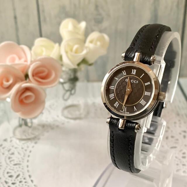 Gucci(グッチ)の【動作OK】GUCCI グッチ 腕時計 シェリーライン 2040L レディース レディースのファッション小物(腕時計)の商品写真
