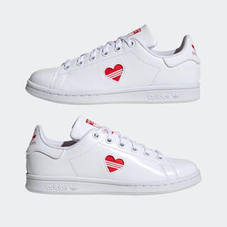 adidas - 【限定★バレンタイン仕様★】アディダス スタンスミス スニーカー 23cm