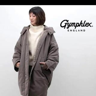 ジムフレックス(GYMPHLEX)のGymphlex ロングダウンジャケット(ダウンジャケット)