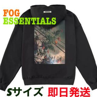 FEAR OF GOD - Fog エッセンシャルズ フォト パーカー Sサイズ シュプリーム フラグメント