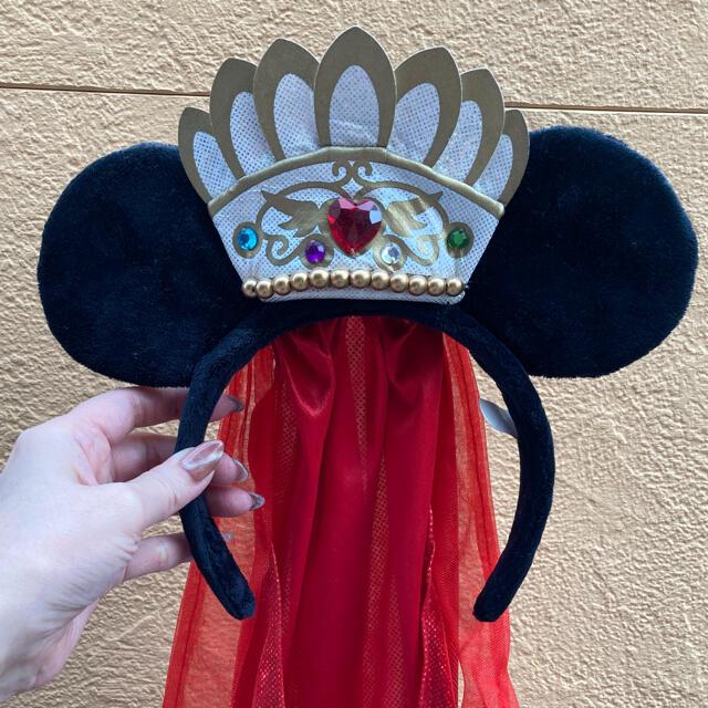 Disney(ディズニー)のDisney resort カチューシャ エンタメ/ホビーのおもちゃ/ぬいぐるみ(キャラクターグッズ)の商品写真