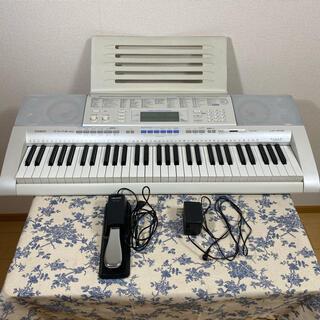 CASIO - 電子ピアノ CASIO LK-205