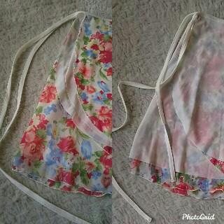 チャコット(CHACOTT)の未使用品 チャコット リバーシブル 巻きスカート(ダンス/バレエ)