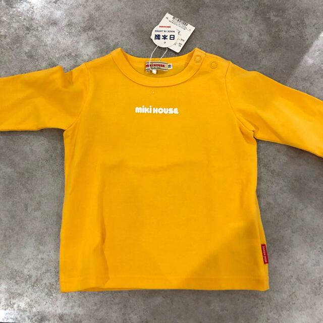 mikihouse(ミキハウス)のミキハウス  ベビーロンT キッズ/ベビー/マタニティのベビー服(~85cm)(シャツ/カットソー)の商品写真