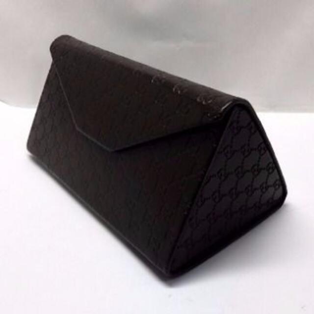 Gucci(グッチ)のGUCCI 折り畳みサングラスケース レディースのファッション小物(サングラス/メガネ)の商品写真