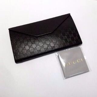 Gucci - GUCCI 折り畳みサングラスケース