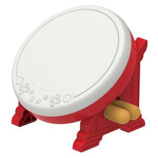 ニンテンドースイッチ(Nintendo Switch)の太鼓の達人専用コントローラー 太鼓とバチ Nintendo Switch用(家庭用ゲームソフト)