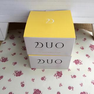 DUO クレンジングバーム クリア90g ×2個