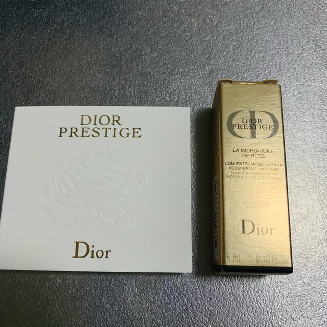Dior(ディオール)のディオール ユイルドローズ プレステージ 導入美容液 コスメ/美容のスキンケア/基礎化粧品(ブースター/導入液)の商品写真