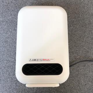 アイリスオーヤマ - セラミックファンヒーター ch-127d-w