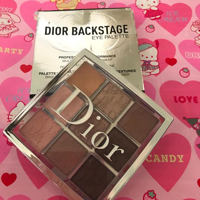Christian Dior(クリスチャンディオール)のディオールバックステージ002サリー様専用になります… コスメ/美容のベースメイク/化粧品(アイシャドウ)の商品写真