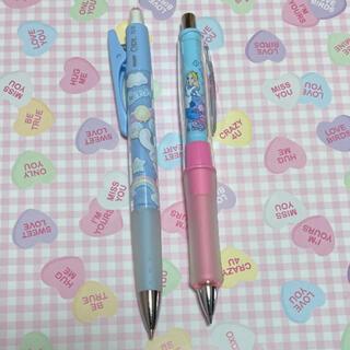 Disney - アリス シャープペンとシナモロール シャーペン2本セット