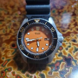 セイコー(SEIKO)のSEIKOオレンジダイバー(腕時計(アナログ))