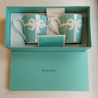 Tiffany & Co. - ティファニー ペアカップ