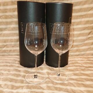 リーデル(RIEDEL)のRIEDEL ワイングラス ソムリエ(グラス/カップ)