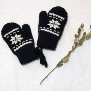 MUJI (無印良品) - 未使用 無印良品 手袋
