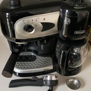 DeLonghi - デロンギエスプレッソコーヒーメーカー