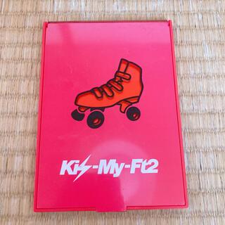 キスマイフットツー(Kis-My-Ft2)のキスマイ 北山宏光 鏡(アイドルグッズ)